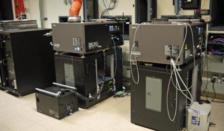 Laser Light Engines Demo