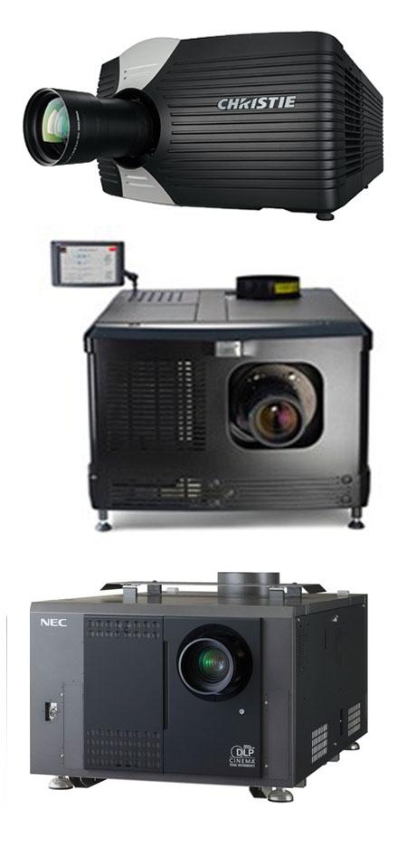 4K projectors