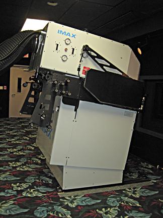 IMAX G|T film projector